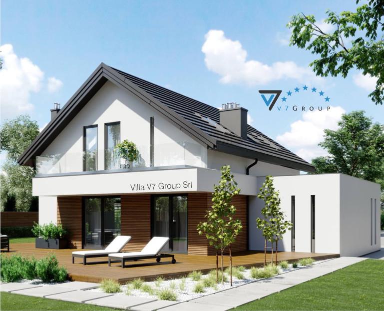 Immagine Villa V72 - vista terrazzo esterno piccola