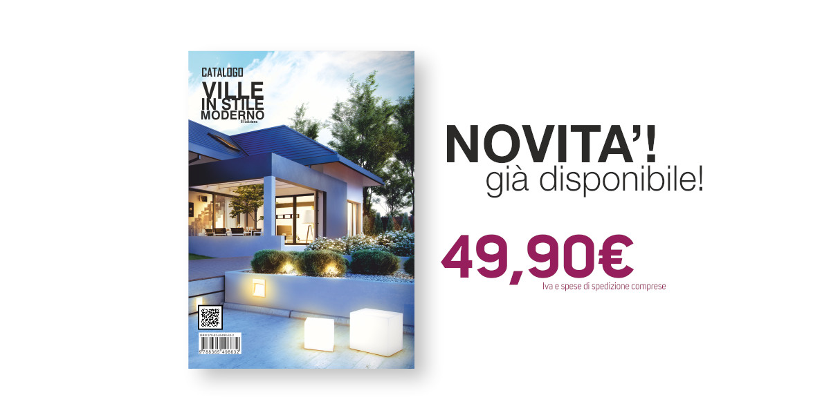 Immagine Rivista - Ville in Stile Moderno - la rivista