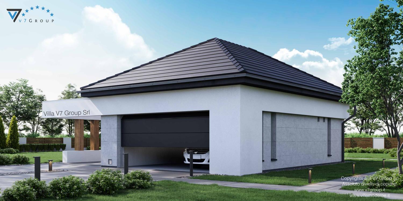 Immagine Garage 02 - vista frontale laterale grande