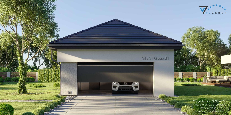 Immagine Garage 04 - vista frontale grande