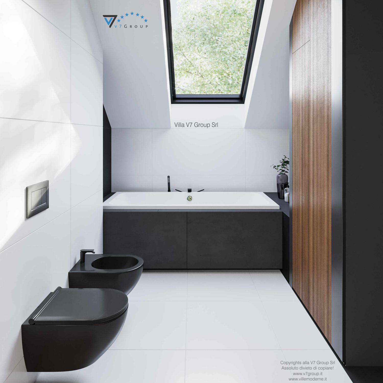 Immagine Villa V13 ENERGO - interno 16 - bagno
