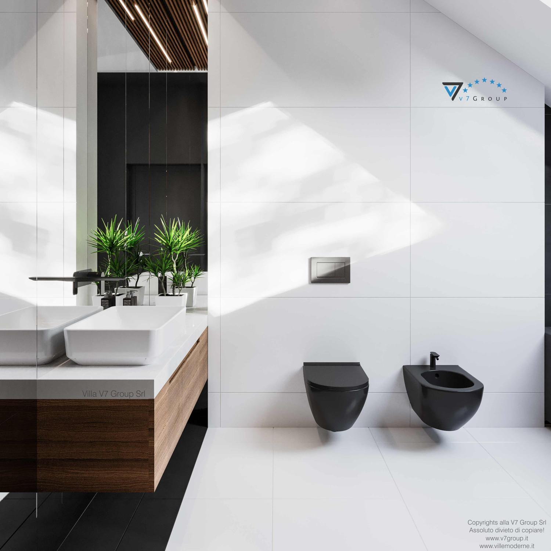 Immagine Villa V13 ENERGO - interno 17 - bagno
