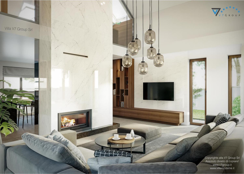 Immagine Villa V13 nowy - interno 1 - soggiorno grande