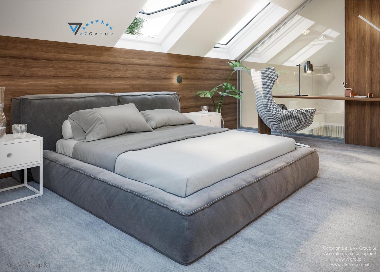Immagine Villa V13 nowy - interno 10 - letto matrimoniale