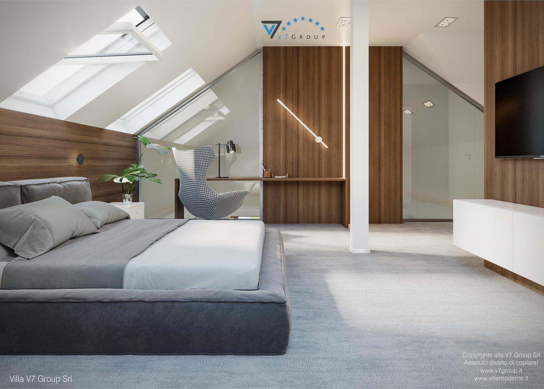 Immagine Villa V13 nowy - interno 11 - camera matrimoniale