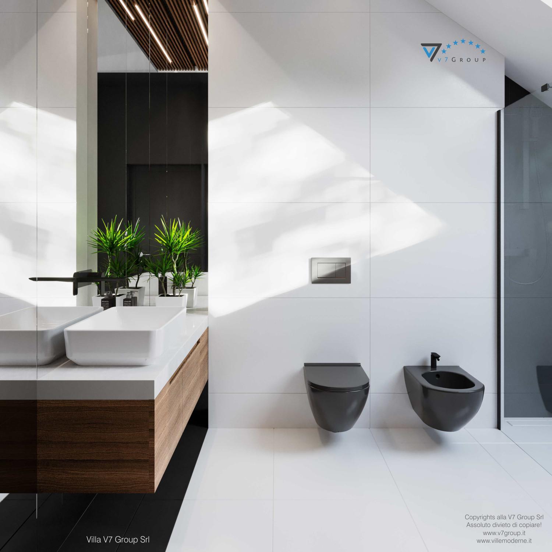 Immagine Villa V13 nowy - interno 15 - lavandini in bagno