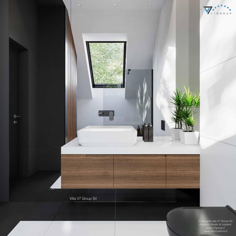 Immagine Villa V13 nowy - interno 16 - specchio in bagno