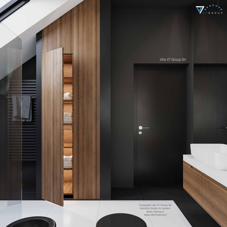 Immagine Villa V13 nowy - interno 17 - entrata in bagno