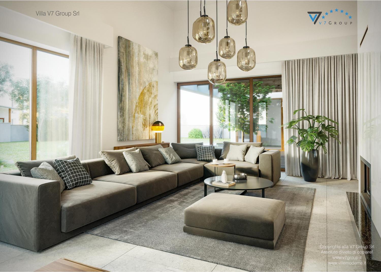 Immagine Villa V13 nowy - interno 3 - finestre nel soggiorno