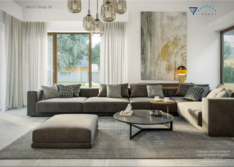 Immagine Villa V13 nowy - interno 4 - tavolo nel soggiono