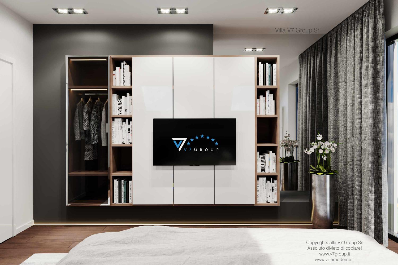 Immagine Villa V2 - interno 11 - camera matrimoniale II grande