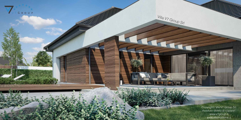 Immagine Villa V26 nowy - vista terrazzo esterno in dettaglio grande