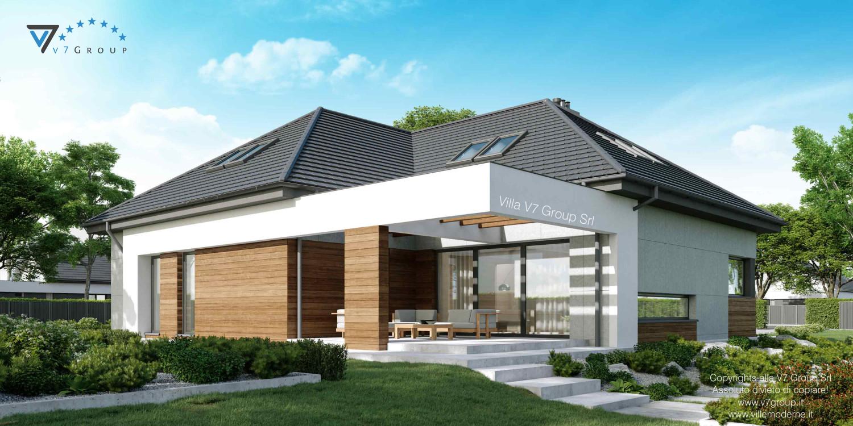 Immagine Villa V33 nowy - vista giardino grande