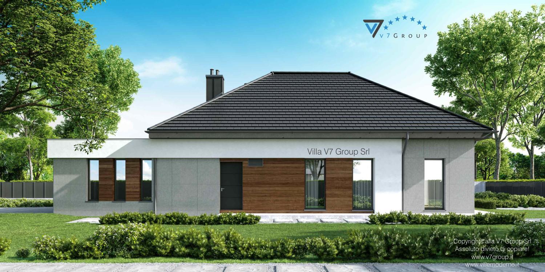 Immagine Villa V33 nowy - vista laterale grande