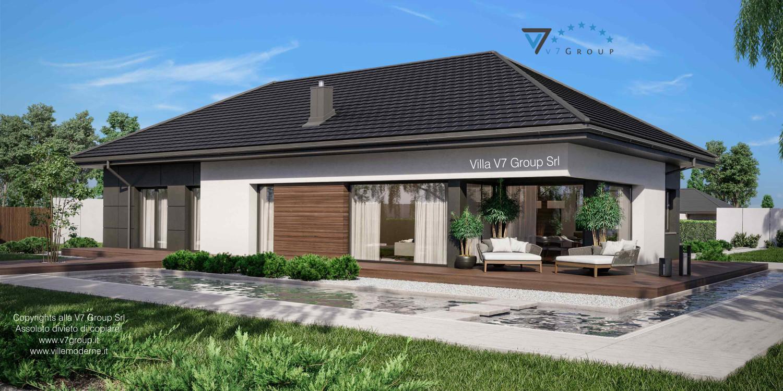 Immagine Villa V36 nowy - vista giardino grande