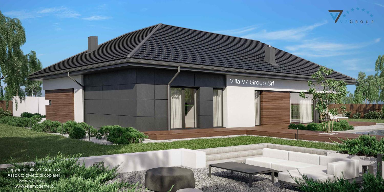 Immagine Villa V36 nowy - vista laterale grande