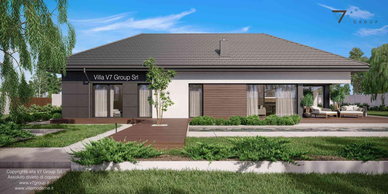 Immagine Villa V36 nowy - vista terrazzo esterno grande
