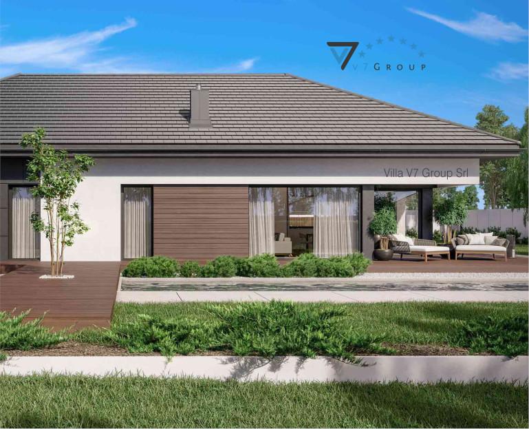Immagine Villa V36 nowy - vista terrazzo esterno piccola