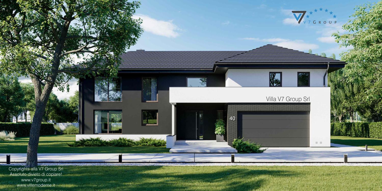 Immagine Villa V40 nowy - vista frontale grande
