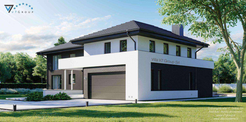 Immagine Villa V40 nowy - vista frontale laterale grande