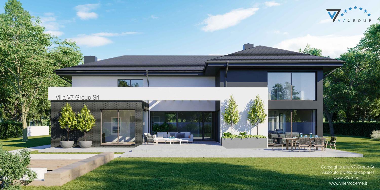 Immagine Villa V40 nowy - vista giardino grande