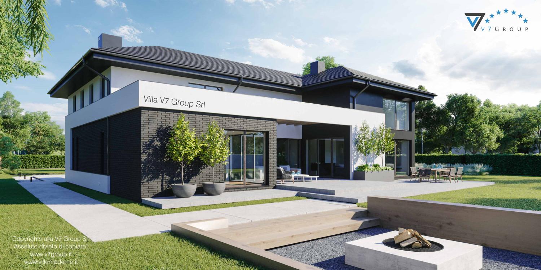 Immagine Villa V40 nowy - vista laterale grande
