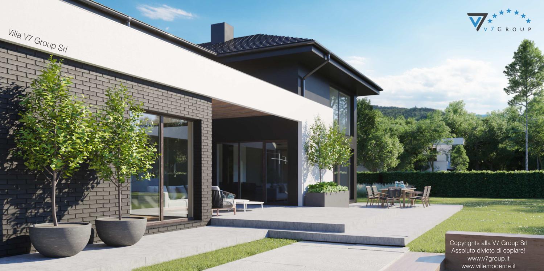 Immagine Villa V40 nowy - vista terrazzo esterno grande