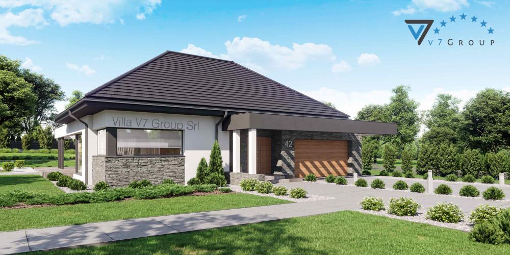 Immagine Villa V41 (progetto originale) - la presentazione di Villa V42