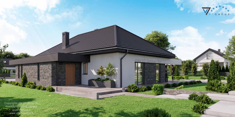 Immagine Villa V42 nowy - vista terrazzo esterno grande