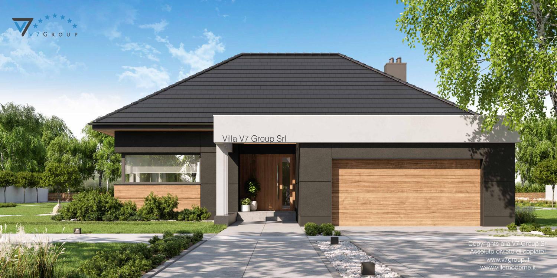 Immagine Villa V70 nowy - vista frontale grande