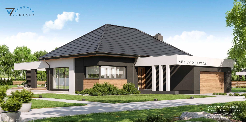 Immagine Villa V70 nowy - vista frontale laterale grande I