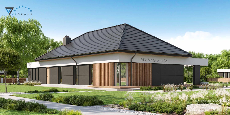 Immagine Villa V70 nowy - vista giardino grande