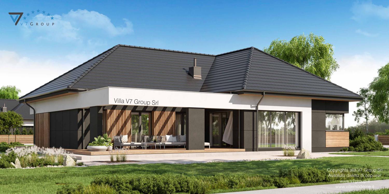 Immagine Villa V70 nowy - vista terrazzo esterno grande