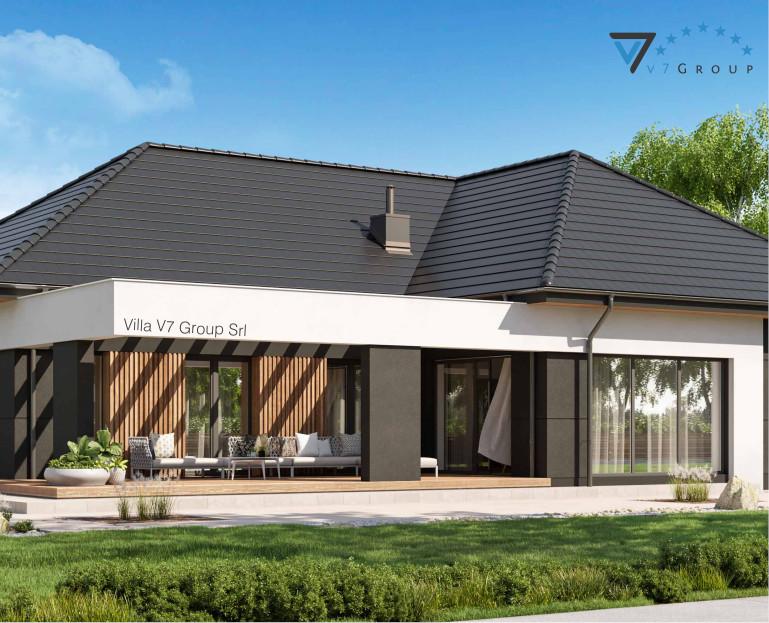 Immagine Villa V70 nowy - vista terrazzo esterno piccola