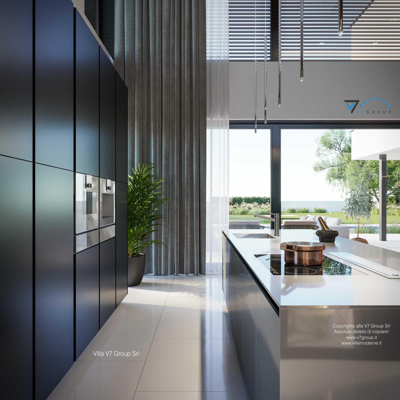 Immagine Villa V74 - interno 10 - cucina in dettaglio
