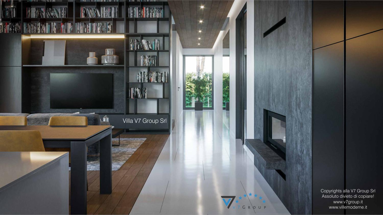 Immagine Villa V74 - interno 12 - corridoio grande