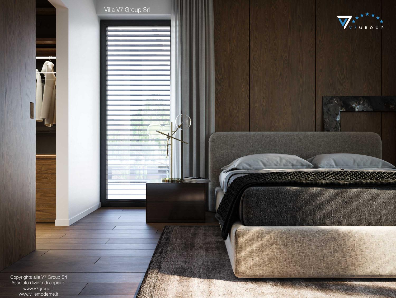Immagine Villa V74 - interno 14 - camera matrimoniale grande
