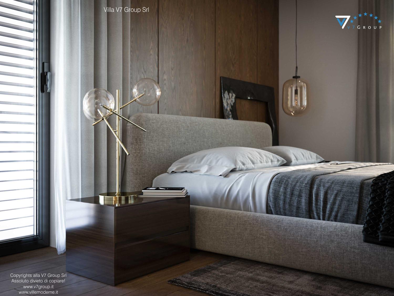 Immagine Villa V74 - interno 15 - comodino nella camera matrimoniale - corretto