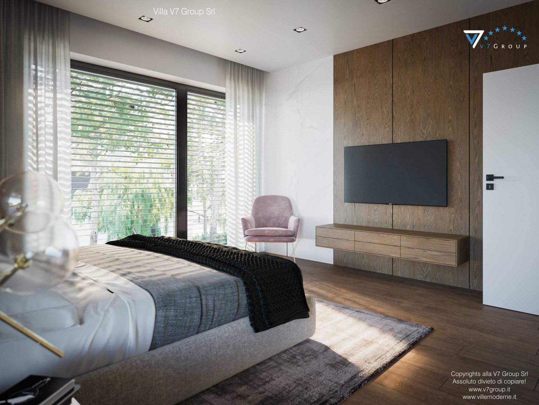 Immagine Villa V74 - interno 16 - tv nella camera matrimoniale - corretto