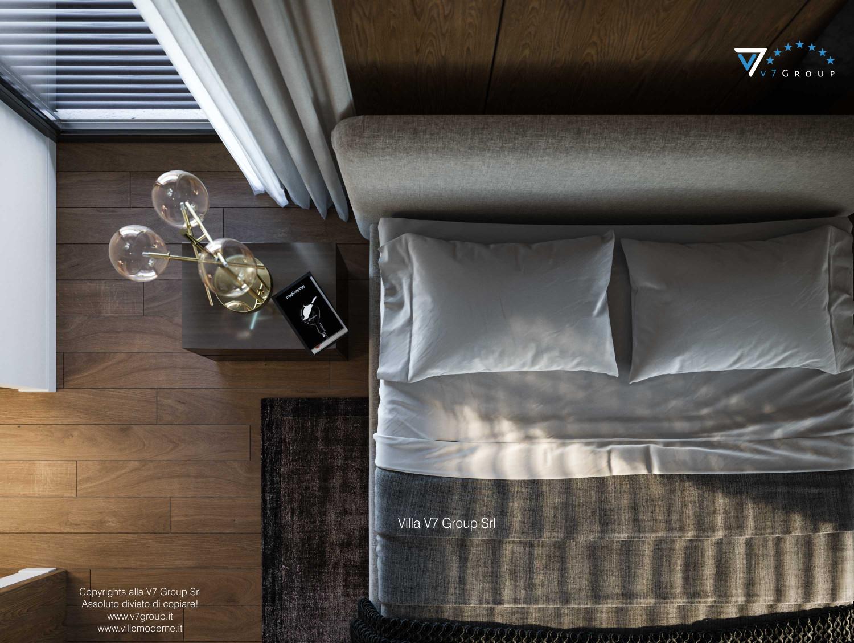 Immagine Villa V74 - interno 17 - letto matrimoniale - corretto
