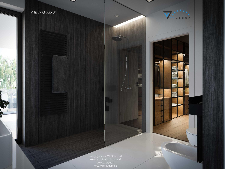 Immagine Villa V74 - interno 21 - doccia in bagno