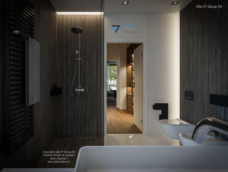 Immagine Villa V74 - interno 22 - entrata in bagno