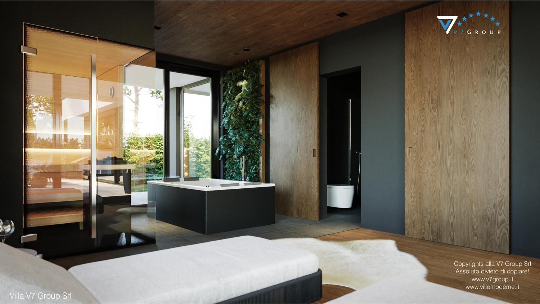 Immagine Villa V74 - interno 26 - vasca idromassaggio in sauna