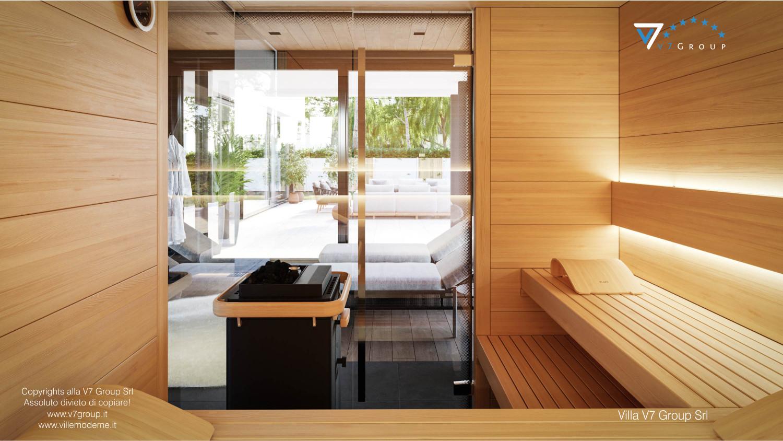 Immagine Villa V74 - interno 27 - interno della sauna