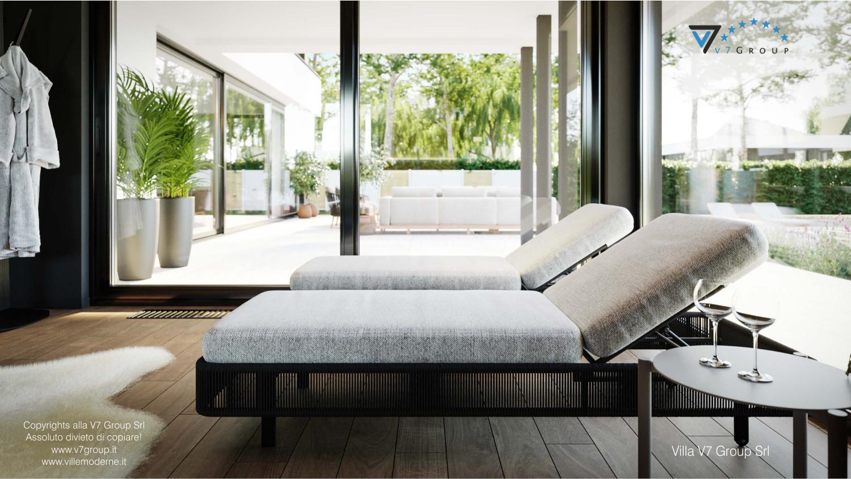 Immagine Villa V74 - interno 28 - comodi letti in sauna