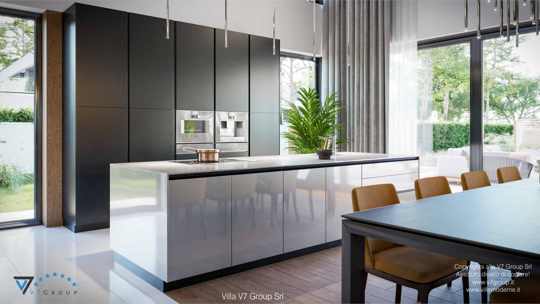 Immagine Villa V74 - interno 9 - cucina grande