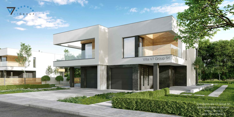 Immagine Villa V75 - vista frontale grande