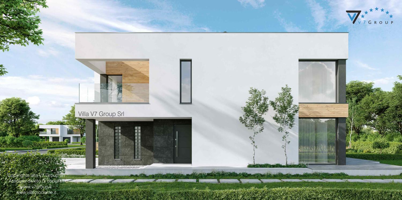 Immagine Villa V75 - vista laterale grande