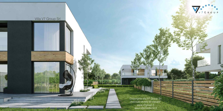 Immagine Villa V75 - vista terrazzo esterno grande