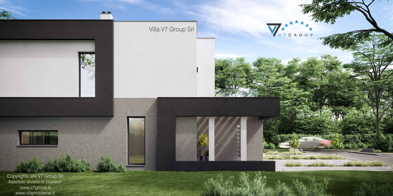 Immagine Villa V76 D - vista laterale grande
